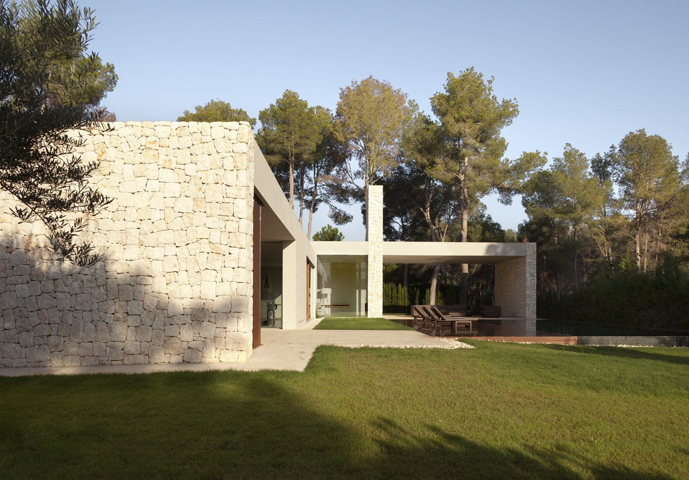 House In Chiva Spain Fot Grafa De Arquitectura # Muebles House And Home