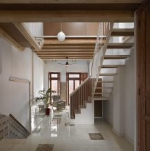 Supported Mezzanine Typology, El Cabanyal, Spain